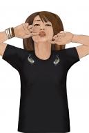 Интегральная футболка «Искусство чистой девы»
