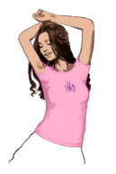 Интегральная футболка «The Perfect One — Шалфей»