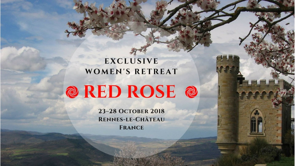 "Exclusive Women's Retreat ""The Red Rose. The divine Feminine"""