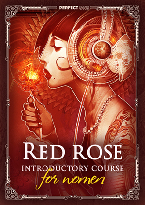 """""""The Red Rose"""" Introductory course for women"""