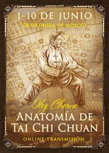 """Transmisión online del seminario """"La Anatomía de Tai Chi Chuan"""""""