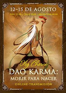 "Programa ""Dao Karma. Morir para nacer"" [online]"