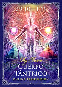 "Programa ""Immortality. Cuerpo Tántrico"" [online]"