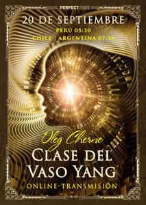 """Programa """"La Clase del Vaso Yang"""" [online]"""