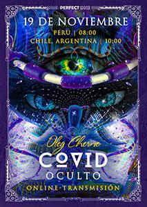 """Charla """"COVID oculto"""" [online]"""