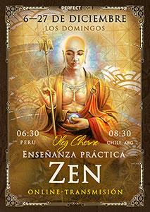 """Programa """"La enseñanza práctica de Zen"""" [online]"""