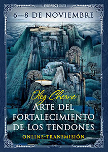 """Seminario """"Arte del fortalecimiento de los Tendones"""" [online]"""