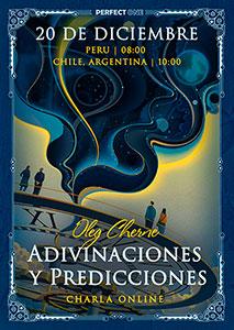 """Encuentros con el Maestro """"Adivinaciones y Predicciones"""" [online]"""