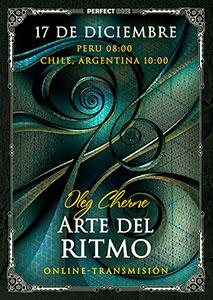 """Los jueves con el Maestro """"El Arte del Ritmo"""" [online]"""