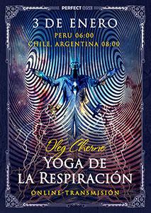 """Encuentros con el Maestro: """"Yoga de la respiración"""" [online]"""