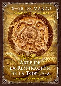 """Seminario """"Arte de la Respiración de la Tortuga"""" [online]"""