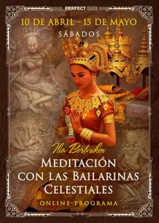 """Programa """"Meditación con las Bailarinas celestiales"""""""