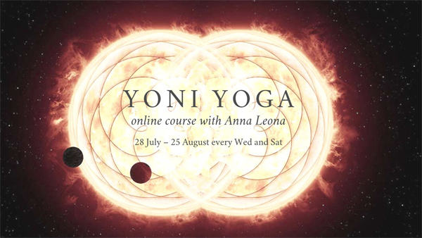 Yoni Yoga online workshop